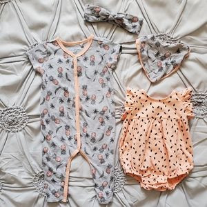 Jessica Simpson Mix n Match Baby Girl Cothes